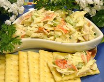 Imitation Crab Salad Recipe