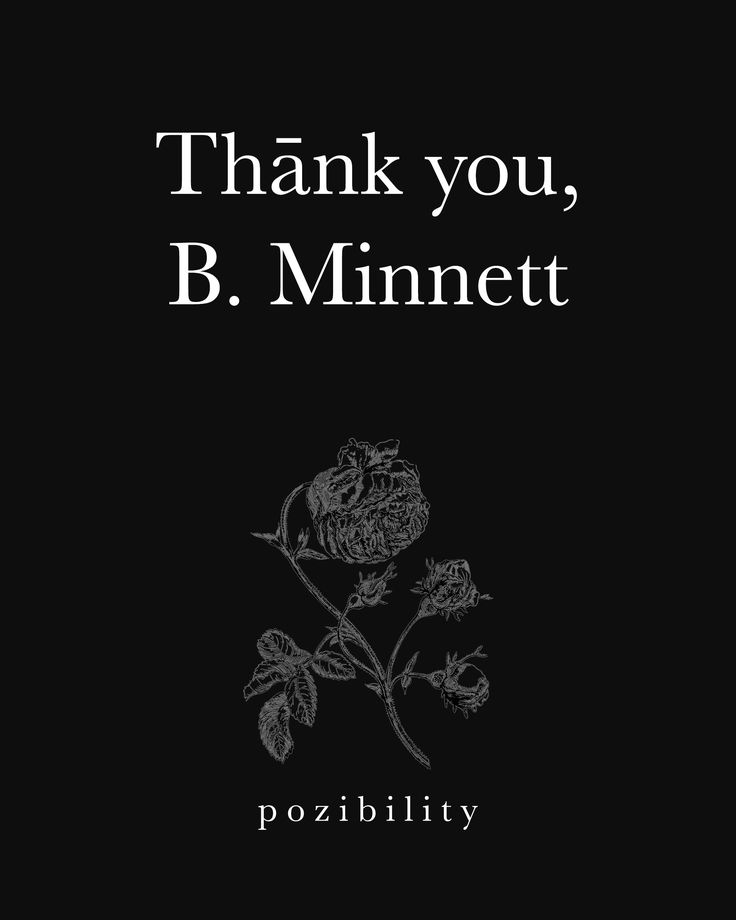 Thank you immensely, Brianna Minnett [@briannaminnett], for contributing to the Pozible campaign! May all your music businəss goals be fulfilled. Wouldn't be surprised if you worked for Michael Gudinski one day :)  #MerciBeaucoup