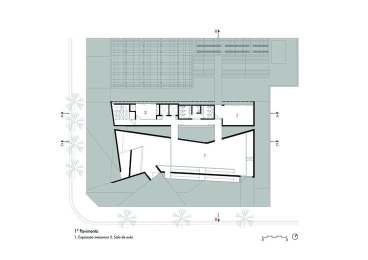 Porto Seguro Cultural Centre - Plan 3