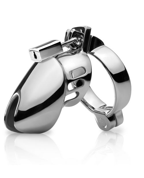 Metal Worx Chastity Cock Head Cage