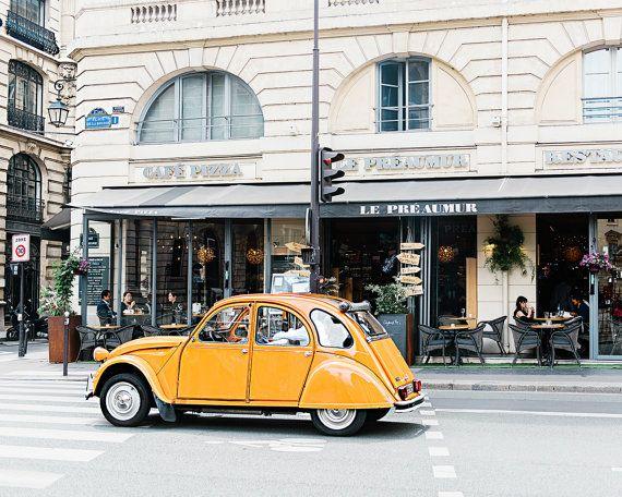 Paris Photo, auto impresión París, impresión de coche clásico, fotografía de París, Paris Home Decor, Foto del coche de Citroen, calle París foto, coche naranja, imprenta de París, París pared arte, coche fotografía Francia fotografía, decoración de la pared de sala de estar  También disponible en https://pamelaburns.myshopify.com/ junto con otras colecciones. 5% de descuento en tu primer pedido.  * DETALLES IMPRESIÓN * Imagen captada de un coche lindo citroen naranja pequeña e...