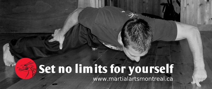 Martial Arts is the best tool for self-improvement, health and personal success http://www.martialartsmontreal.ca