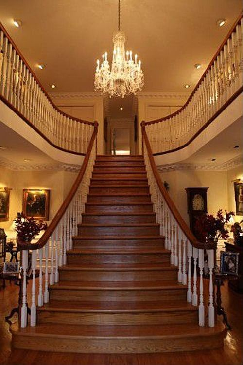 66 best Beautiful Staircases images on Pinterest Stairs