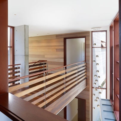 Modern Wood Railing Design, Pictures, Remodel, Decor And Ideas   Page 3