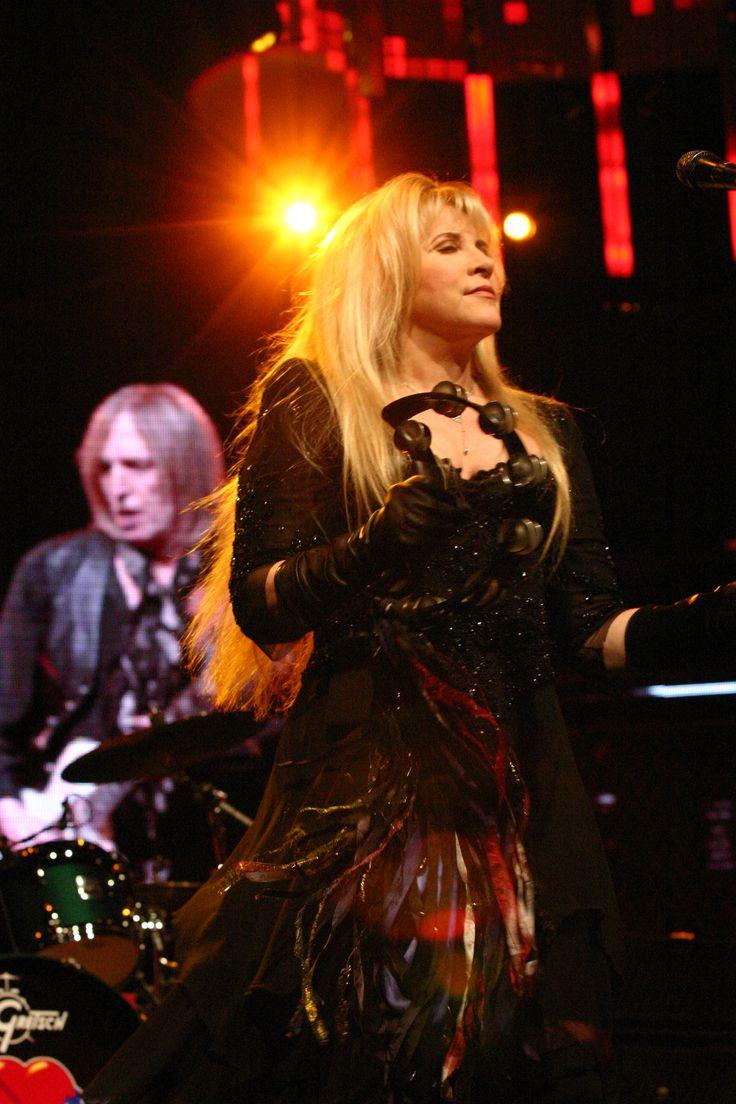 Stevie Nicks - Touring With Tom Petty