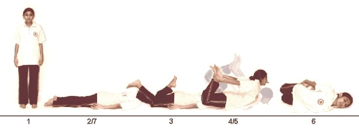 6. Vilasanam (Bow Pose)