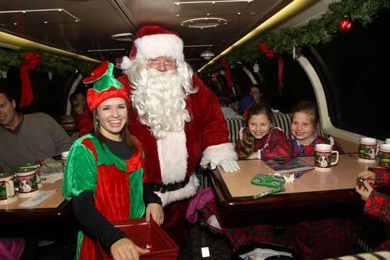 Dec 2 2016 The Polar Express Train Ride - Fri, Dec 2, 2016 until Sun, Dec 4, 2016 - Saratoga Springs, NY Events