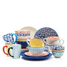 Sparrow & Wren - Mix and Match Dinnerware - 100% Exclusive