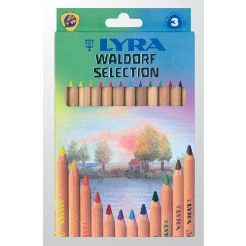 Lyra Super Ferby Waldorf Selection 3711121 Colouring Pencils 12 Assorted Natural Colours in Box by Lyra, £12.00 http://www.amazon.co.uk/dp/B004CRAKES/ref=cm_sw_r_pi_dp_TxkUsb03VZN4E GOT