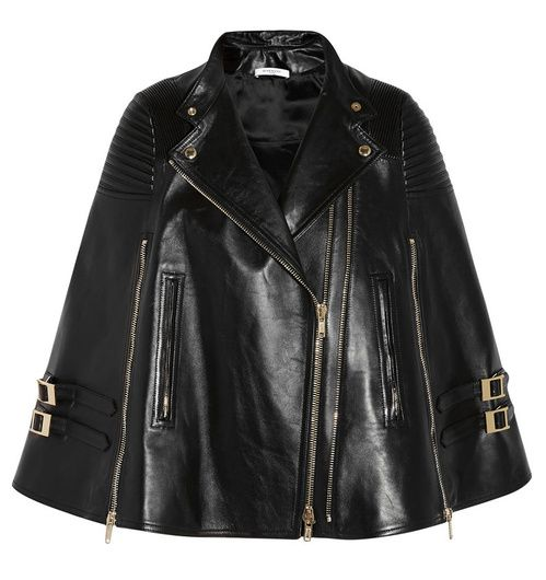10 Leather Jackets for Fall/Winter 2015-2016 | Vogue Paris