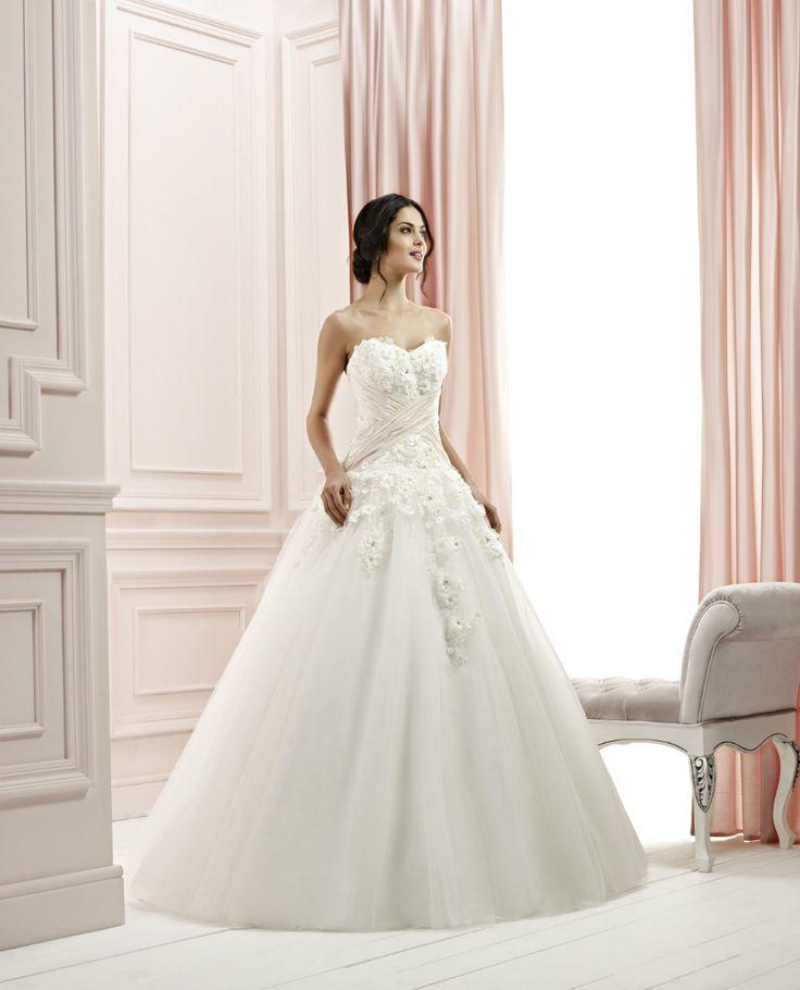 """Jealous"" - How specia wedding dress you are..."