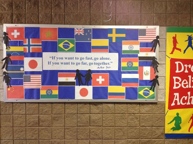 Multicultural Classroom Decor ~ Best ideas about multicultural bulletin board on