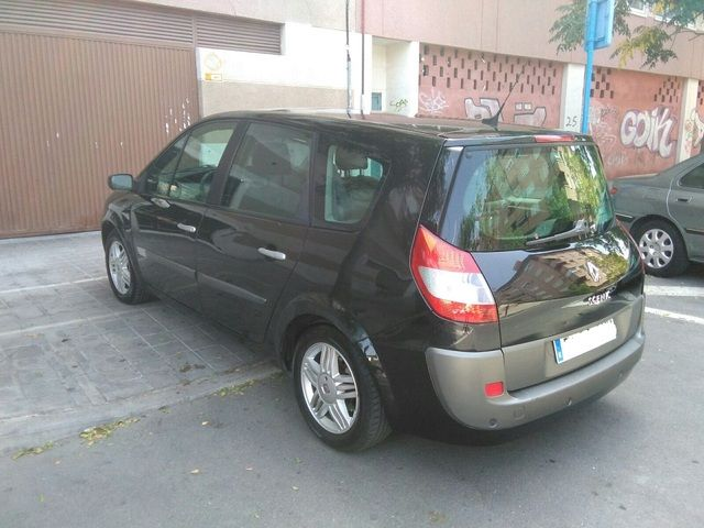 MIL ANUNCIOS.COM - renault scenic 7 plazas. Renault de segunda mano renault scenic 7 plazas. Compra-venta de renault de ocasión renault scenic 7 plazas.