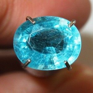 Natural Apatite Oval Cut 1.40 carat