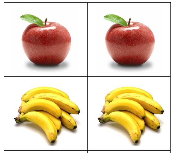 Tem banana? tem sim, senhor!! Tem uva, tem sim, senhor!! Nesse material você encontra esses e outras frutas, além de outros vegetais. As imagens são fotograf...