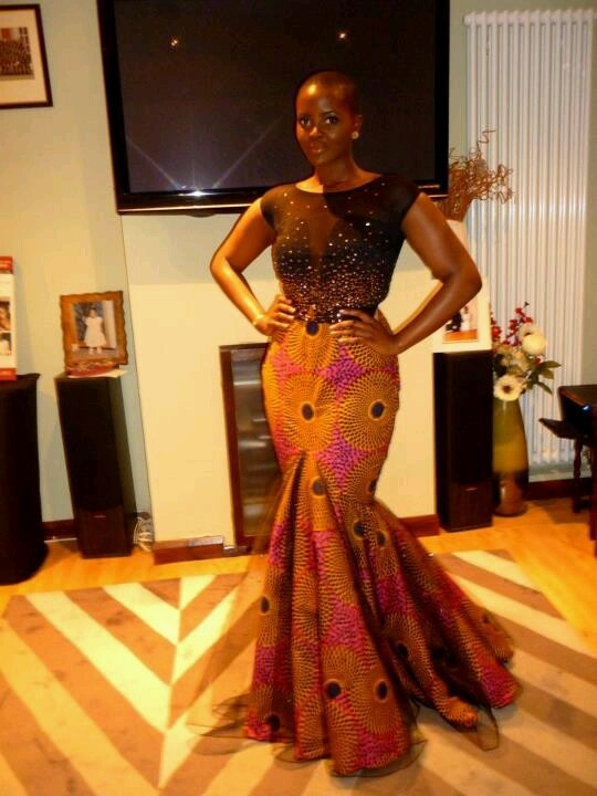 293 Best African Prom Dresses Images On Pinterest