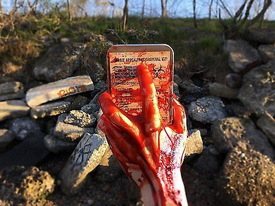 zombie survival knife kit