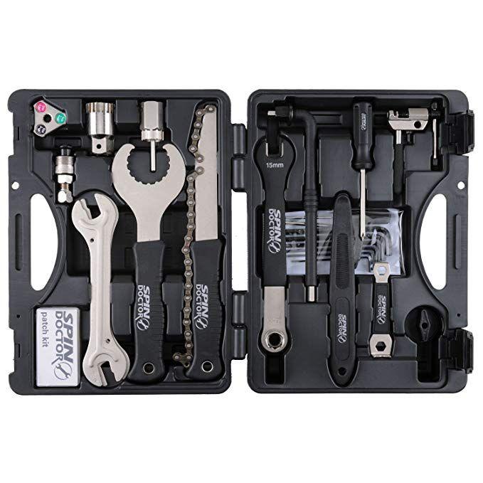 Spin Doctor Essential Bicycle Tool Kit Review Bike Repair