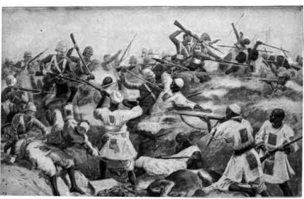 The British ended this threat to European domination when General Kitchener crushed the Mahdist forces at Omdurman in 1896. Abdallahi was killed and the state disintegrated.