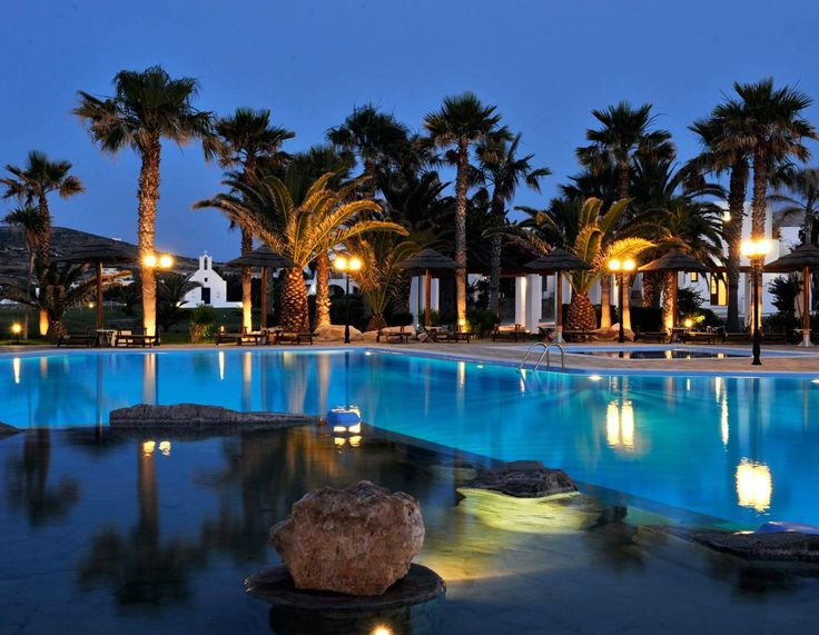 The Astir Of Paros 5 Star Deluxe Beach Resort In Is Ideally Situated Only A Breath Away From Quaint Village Naoussa