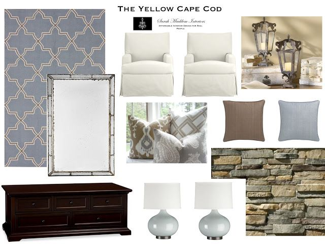 Cape Cod Living Room Design Yellow Cape Cod Before After Living Room Makeover Design Plan Rooms Photos