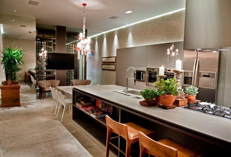 20 Cozinhas Modernas e Sofisticadas – Inspire-se!