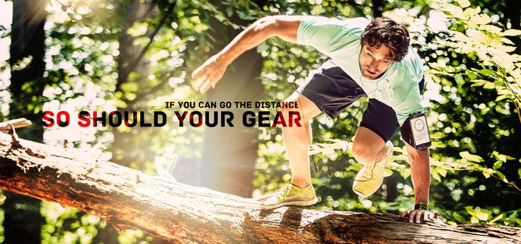 Running Armbands and Running Belts for iPhones and Smart Phones