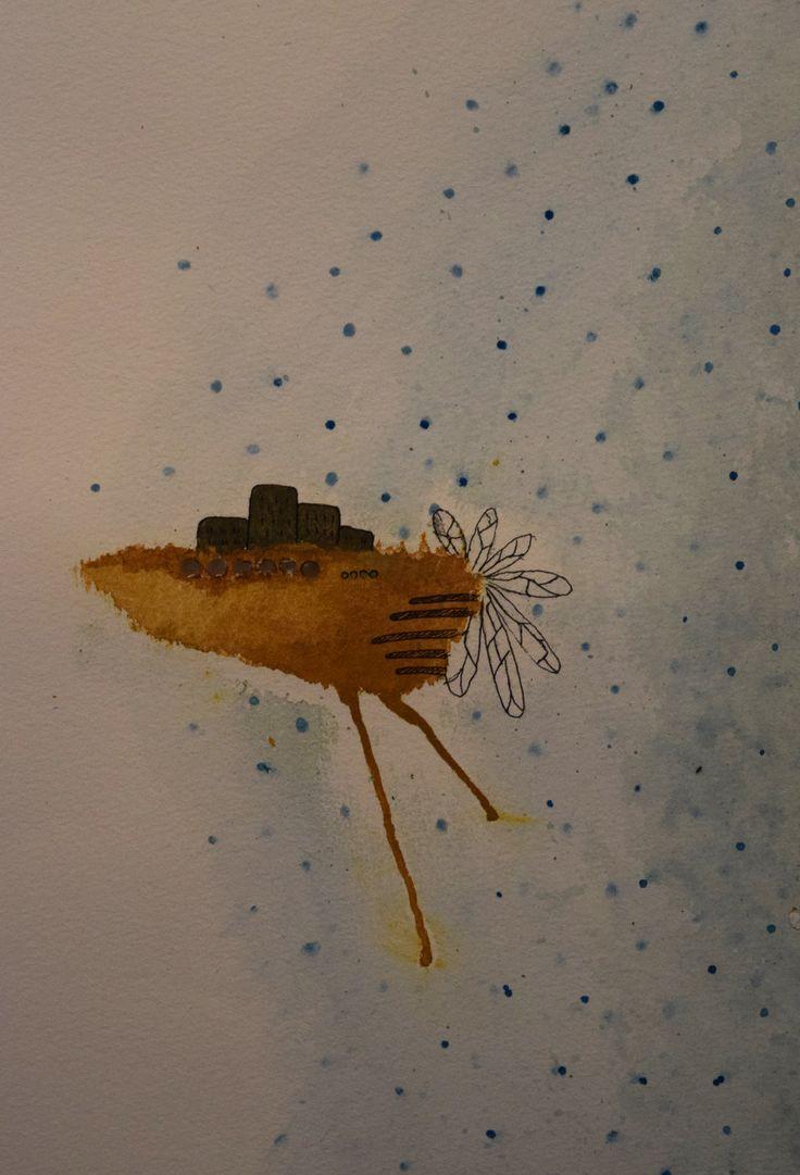 Lost in Honey Detail