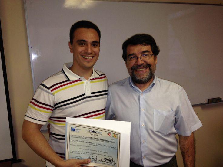 Felicitaciones Alejandro Mosca!!!