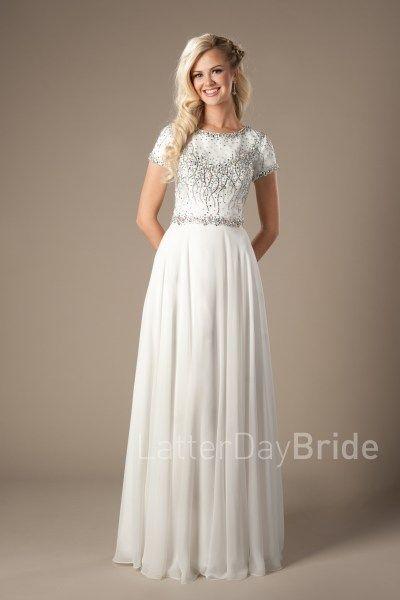 Best 25 mormon prom ideas on pinterest sherri hill for Lds wedding dresses utah