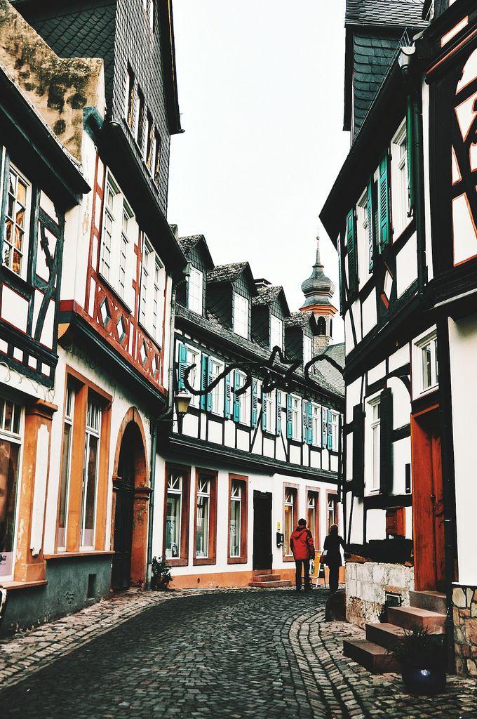 """wanderthewood: """" Eltville am Rhein, Hesse, Germany by lina zelonka """""""