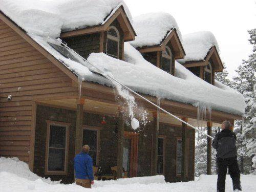 Roof Razor Roof Rake Snow Rake