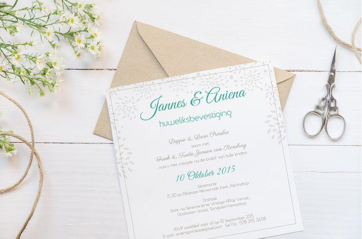 Wedding Invite | Wedding Stationery | Elegant Design #weddinginvite #weddingstationary #elegantdesign