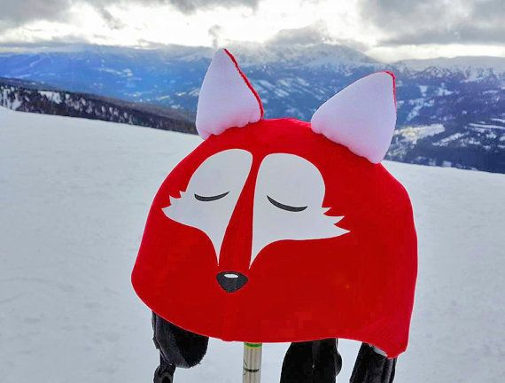 Free shipping: Fox  universal helmet cover for ski by Helmetcovers