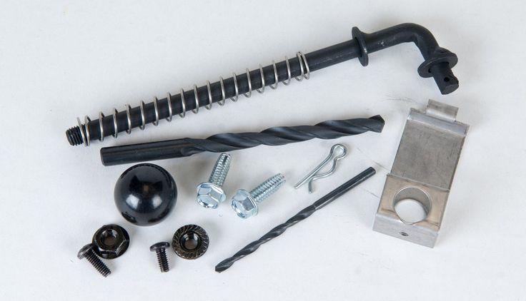Quadrafire 800 Fire Pot Rod & Linkage Kit 812-3120