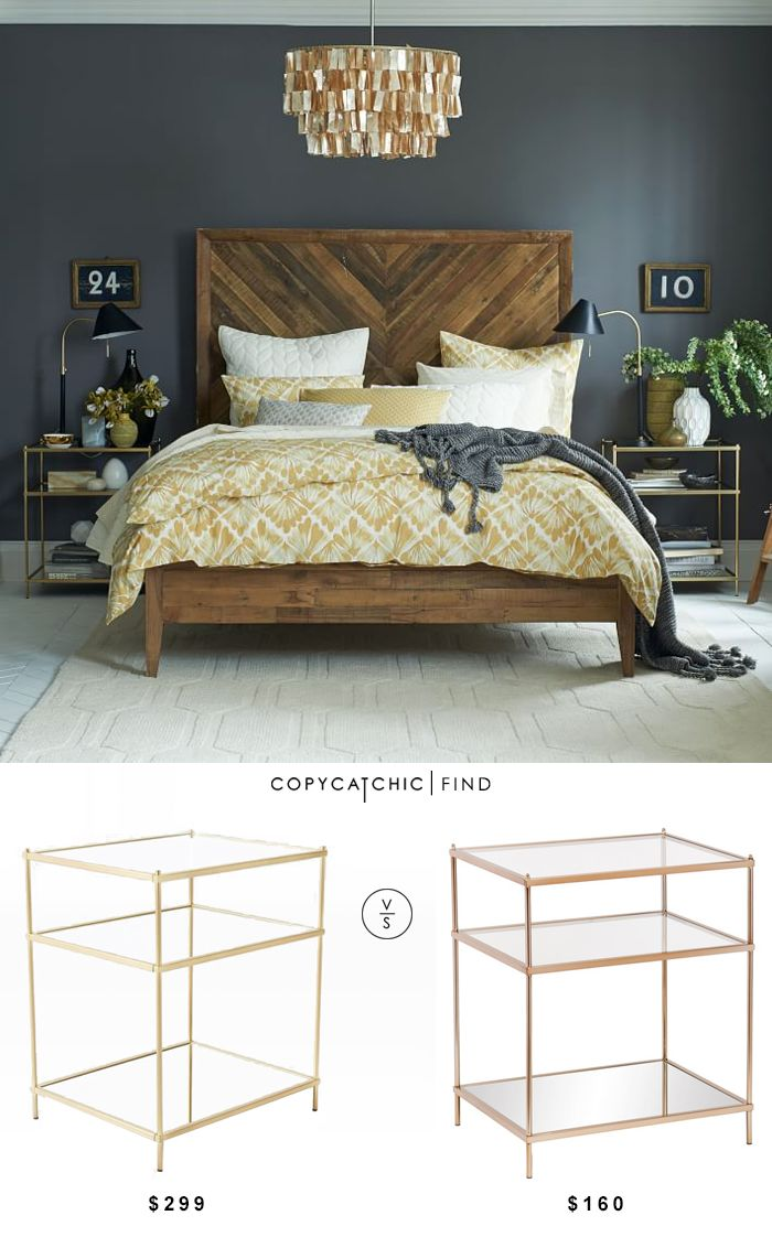 West Elm Terrace Nightstand (Copy Cat Chic)