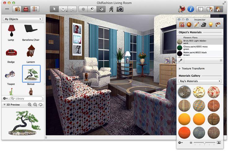 1000 Ideas About Interior Design Software On Pinterest