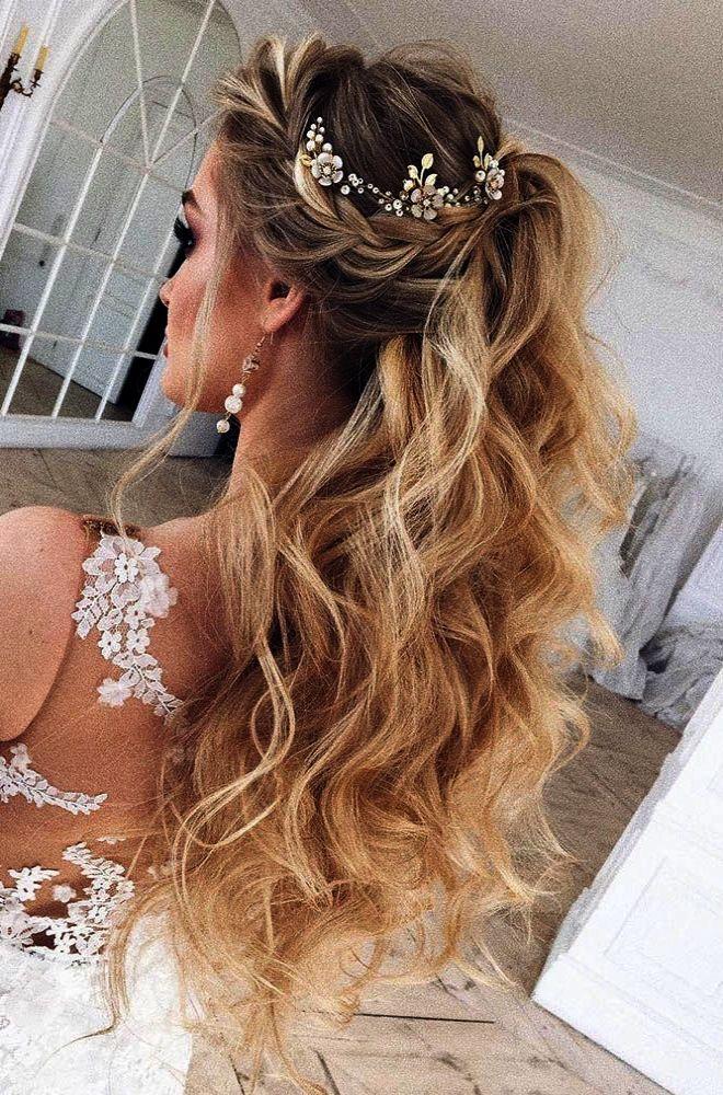 Unicra Bridal Silver Color Wedding Bridal Hair Pin Decorative