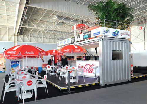 HT CONTAINER: Lanchonete Coca Cola                                                                                                                                                                                 Mais