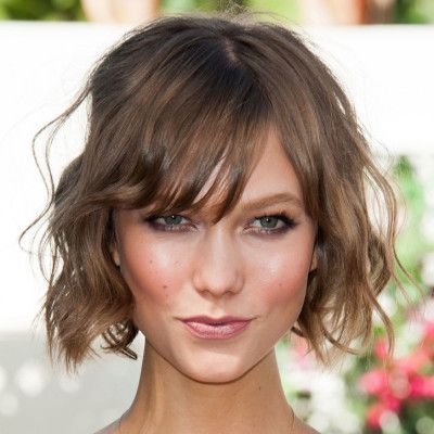 medium hair styles with bangs 85 best hairstyles to try images on 2462