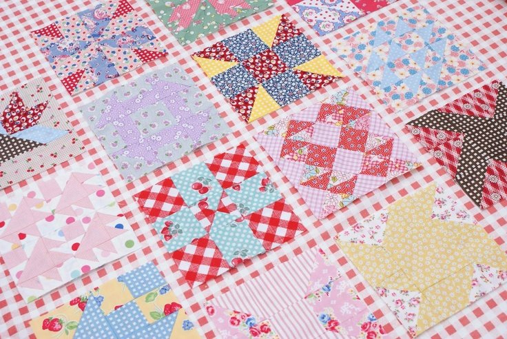 MessyJesse: Farmer's Wife: Wife Sampler, Quilty Pleasure, Quilt Farmers Wife, Quilt Block, Wife Catchup, Wife Quilt, Sampler Quilt, Wife Catching Up, Block Quilt Quilt