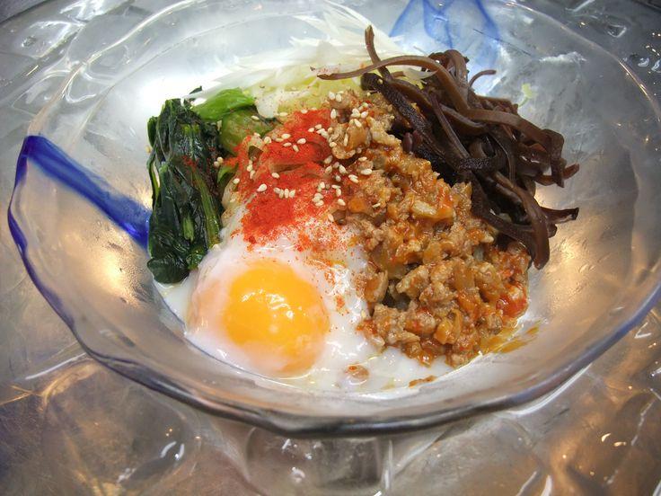 冷やし担々麺 開店以来、夏場になるとお出ししているメニューです。常連顧客からの大人気メニュー 価格 780円