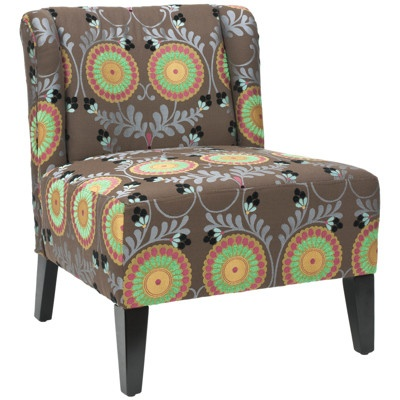 LOVE! BJs online only $219 Gramercy Ashby Chair - Floral
