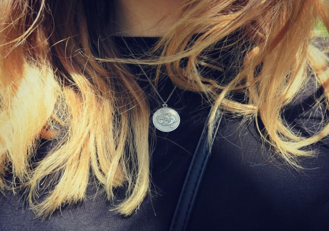 Anna Saccone-Joly necklace #annasacconejoly #annasaccone #thesacconejolys