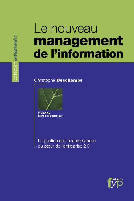 A lire : le nouveau management de l'information