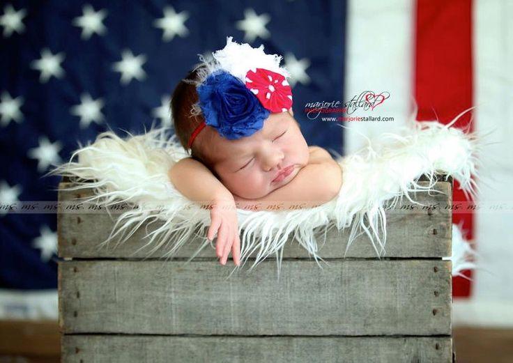 Newborn photo.. army helmet instead of crate