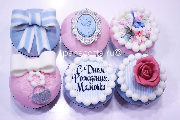 Vintage cupcake #cupcake #vintagecupcake #cupcakelady   Капкейки в винтажном стиле #капкейки #капкейкиввинтажномстиле