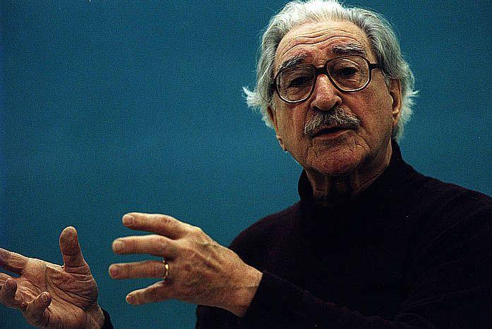 Le syndicaliste Michel Chartrand.