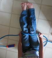 Montessori For Learning: Tying Shoelaces