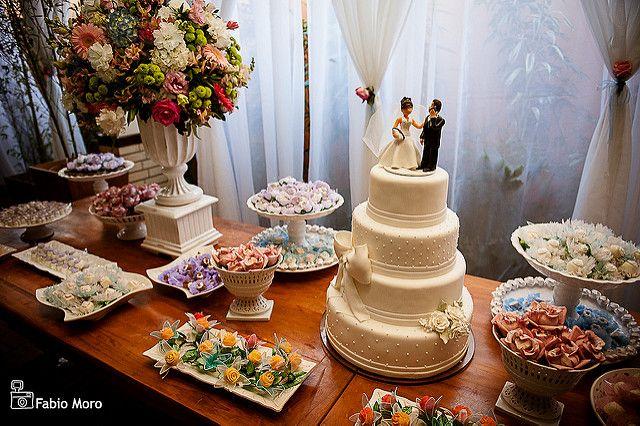 Decoração de Casamento Rústico Romantico | Fotos da decoraçã… | Flickr